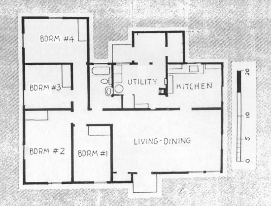 Sketch plan of the house House design plans